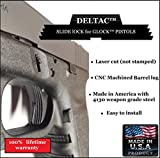 Extended Takedown Plate for Glock Gen1 to Gen4 - Made in USA
