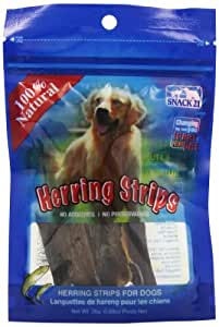 Snack 21 Herring Strips For Dogs by Snack 21 Treats (25 grams)