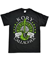 Stooble Men's Rory Gallagher Guitar T-Shirt