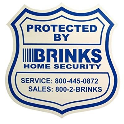 1 Home Security Yard Sign