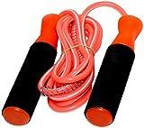 JSI Polyester Skipping Rope (JSI23__Orange, Orange)