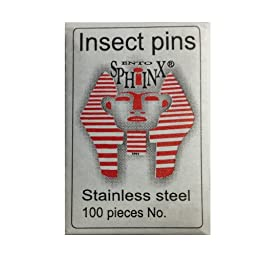 Stainless Steel Insect Pins Size 00
