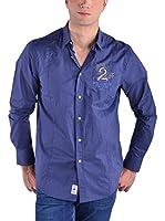 Galvanni Camisa Hombre Toys (Azul Marino)