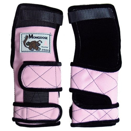Mongoose Lifter Pink Wrist Support- Right Hand (Small) (Mongoose Lifter compare prices)