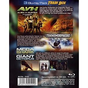 Trash Box: 3 Blu-Ray Pack (3 Blu-Ray)