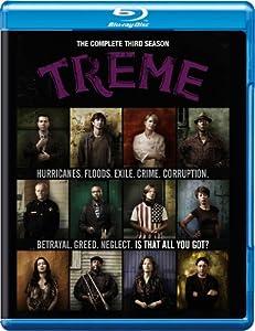 Treme - Season 3 [Blu-ray] [2013] [Region Free]