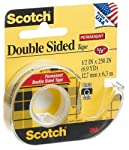 Scotch Double Sided Permanent Tape