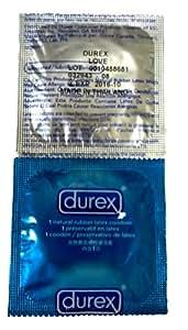 500 Durex Maximum Love Condoms NEW! Larger and Thinner Condom for more Sensitivity and Sensation