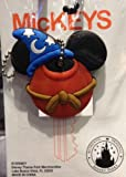 Disney Parks Mickey Mouse Sorcerer Key Cover - Disney Parks Exclusive & Limited Availability
