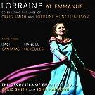 Lorraine at Emmanuel-Arias