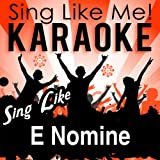 Sing Like E Nomine (Karaoke Version)
