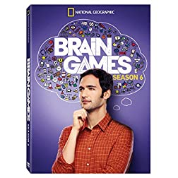Brain Games Season 6 Repackaged
