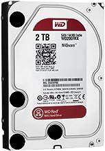 Comprar Western Digital WD20EFRX - Disco duro SATA lll para almacenamiento conectado a la red 24x7, color rojo