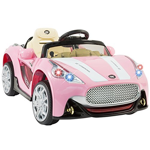 Discover Bargain Best Choice Products 12V Car Kids RC Car Electric Battery Power Ride On with Radio ...