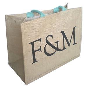 フォートナム&メイソン社  エコバッグ Fortnum& Mason