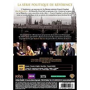 House of Cards - Saison 2 (version originale de la BBC)