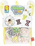 Faujas SAS - ALX4631W - Jeu éducatif premier âge - Eveil - Stickers de Bain Alphabet
