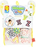 ALEX Toys Rub a Dub Stickers for the Tub, ABC's