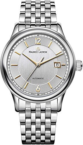 Maurice Lacroix Les Classiques LC6098-SS002-121-1 Reloj Automático para hombres Clásico & sencillo
