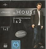 Dr. House - Die kompletten Staffeln 1 & 2