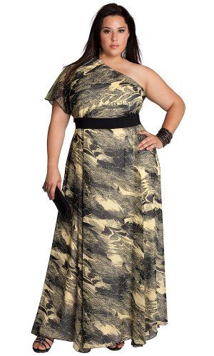 Cheap IGIGI by Yuliya Raquel Plus Size Eva Maxi Dress