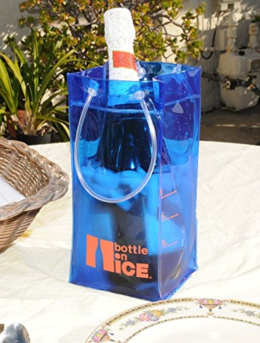 Ice Bag Wine Chiller front-23098