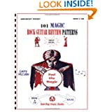 101 Magic Rock Guitar Rhythm Strums (Book and CD)