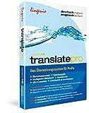 Software - translate pro 12.1 Deutsch-Englisch: Das professionelle �bersetzungssystem