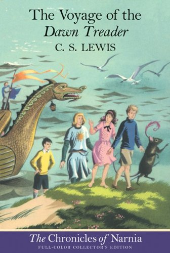 The Voyage of the Dawn Treader (The Chronicles of Narnia, Book 5,...
