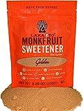 Lakanto Golden Monkfruit Sweetener All Natural Sugar Substitute 235g/8.29 oz Pack