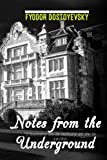 Image of Notes from the Underground (Best Novel Classics) (Volume 29)