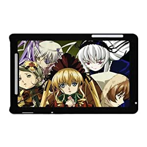 ePcase Gothic Fantasy Story Rozen Maiden Printed Black Hard Case Cover for Google Nexus 7