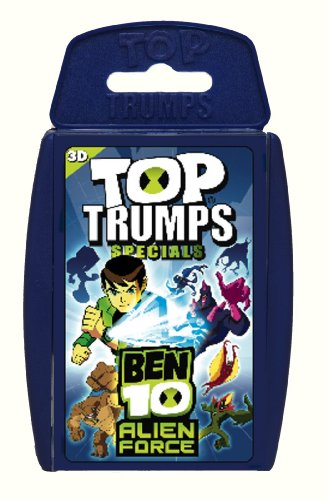 Top Trumps Specials 3D Ben 10 Alien Force