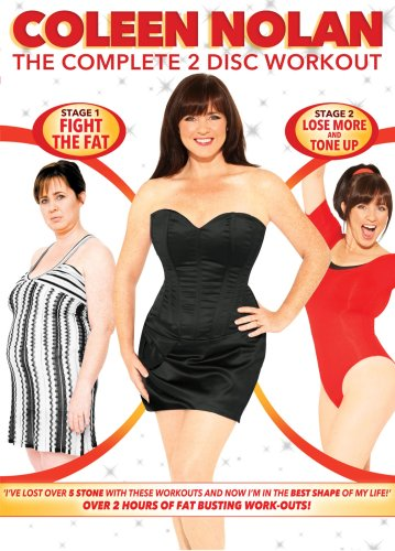 Coleen Nolan's Weightloss Work-out/Rosemary Conley's Brand New You Workout [DVD]
