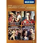 TCM Greatest Classic Films Legends: Marlon Brando DVD Set