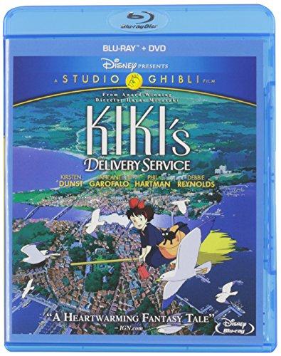魔女の宅急便 北米版 / Kiki\'s Delivery Service [Blu-ray+DVD][Import]