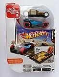 Mattel Hot Wheels Apptivity Set Of 2 Cars Bone Shaker & Drifting King