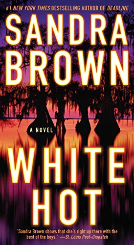 Today only, grab the BEST PRICE EVER for master storyteller Sandra Brown's romantic thriller!  White Hot – 79% price cut!