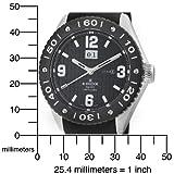 Edox Men's 60007 3N NIN2 Class 1 Big Date Watch