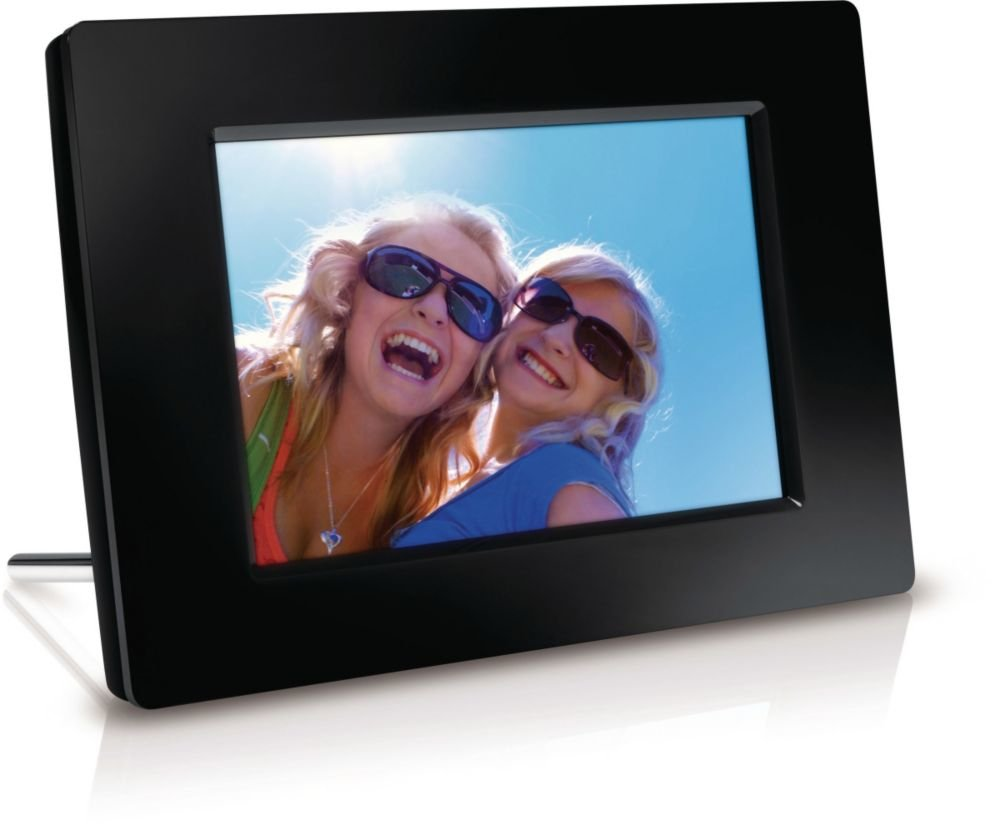buy philips spf123712 7 inch digital photo frame online at low price in india philips camera reviews ratings amazonin