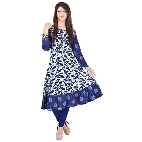 The-Style-Story-Cotton-Anarkali-Kurti-for-Women
