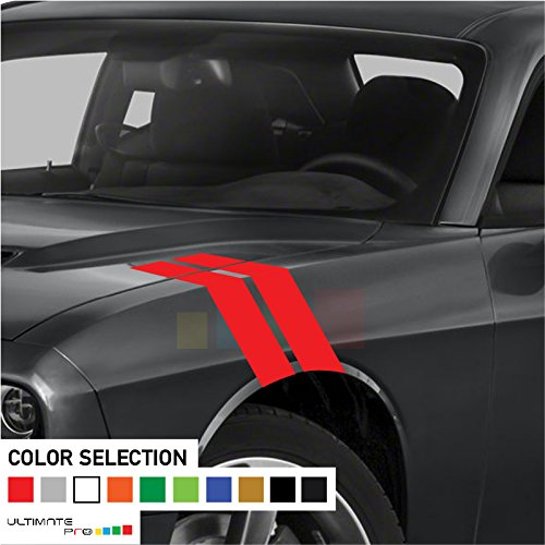 Full kit Sticker Decal compatible with dodge challenger or other muscle car No 37 (Supercharger For Dodge Challenger compare prices)