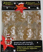 Angel Design Basket Wrappers - 2 pack by Tradequest