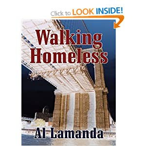 Walking Homeless (Five Star First Edition Mystery) Al Lamanda