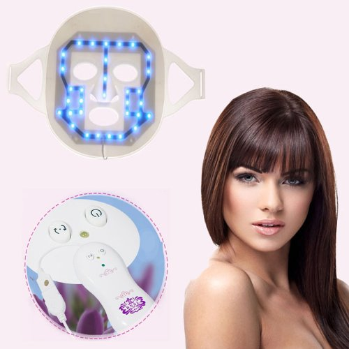 Photon Led Skin Rejuvenation Therapy Mask Photon Photodynamics Pdt Beauty Facial Peels Machine (Blue Light) - Gh23002