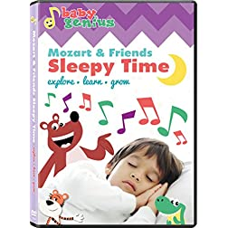 Baby Genius: Mozart & Friends Sleepy Time