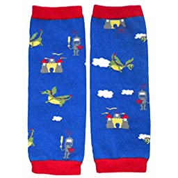 Hugglugs Baby Boys and Girls Dragon Legwarmers Infant