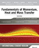 img - for Fundamentals of Momentum, Heat and Mass Transfer, 6th Edition International Student Version book / textbook / text book