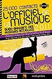 echange, troc IRMA - L'officiel de la musique : Le guide-annuaire des musiques actuelles
