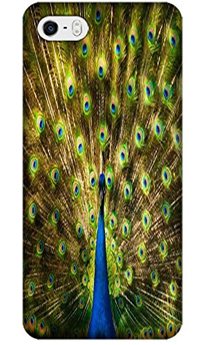 Beautiful Peacock Cell Phone Cases Design Special For Iphone 5/5S No.8